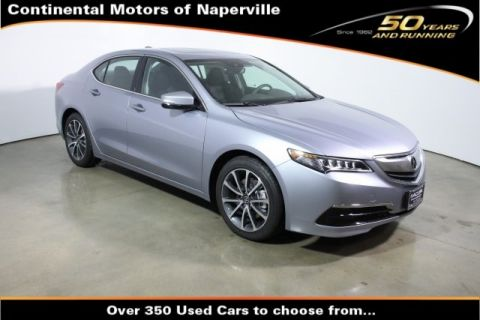 New Acura TLX w/Technology Package