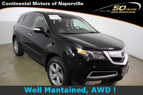 Certified Used Acura MDX