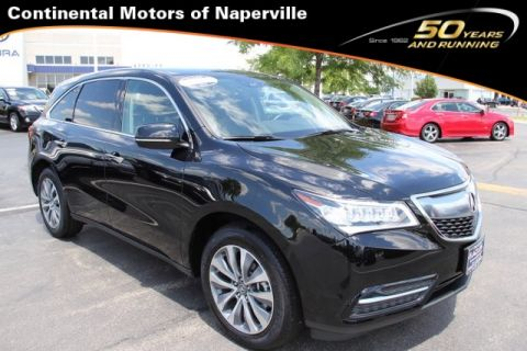 Certified Used Acura MDX w/Tech/AcuraWatch Plus
