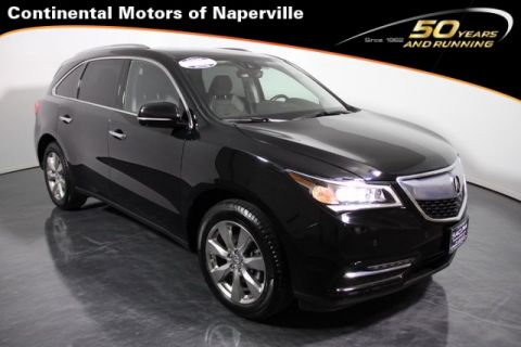 Certified Used Acura MDX w/Advance