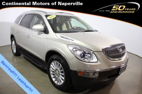 Used Buick Enclave
