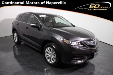 Certified Used Acura RDX Tech/AcuraWatch Plus Pkg