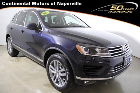 Used Volkswagen Touareg 4Motion