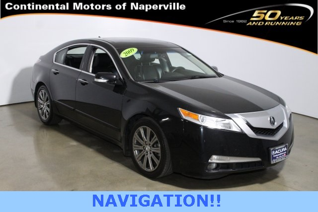 pre owned 2009 acura tl 3 5 4d sedan in naperville g039a. Black Bedroom Furniture Sets. Home Design Ideas