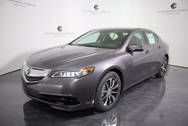 new 2017 acura tlx 2 4 8 dct p aws with technology package 4d sedan in naperville h308. Black Bedroom Furniture Sets. Home Design Ideas