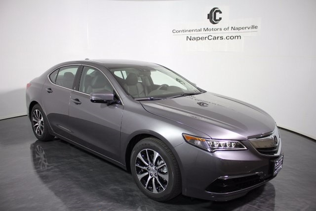 new 2017 acura tlx 2 4 8 dct p aws with technology package 4d sedan in naperville h370. Black Bedroom Furniture Sets. Home Design Ideas
