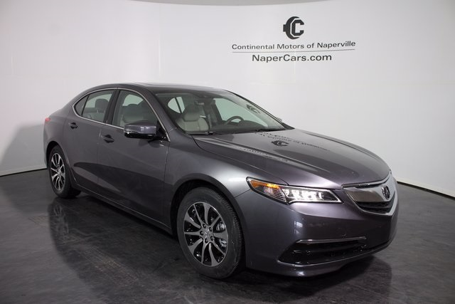 new 2017 acura tlx 2 4 8 dct p aws with technology package 4d sedan in naperville h462. Black Bedroom Furniture Sets. Home Design Ideas