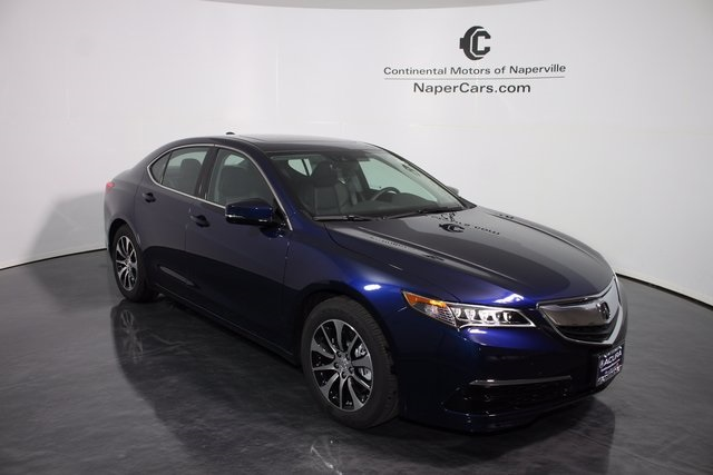new 2017 acura tlx 2 4 8 dct p aws with technology package 4d sedan in naperville h503. Black Bedroom Furniture Sets. Home Design Ideas