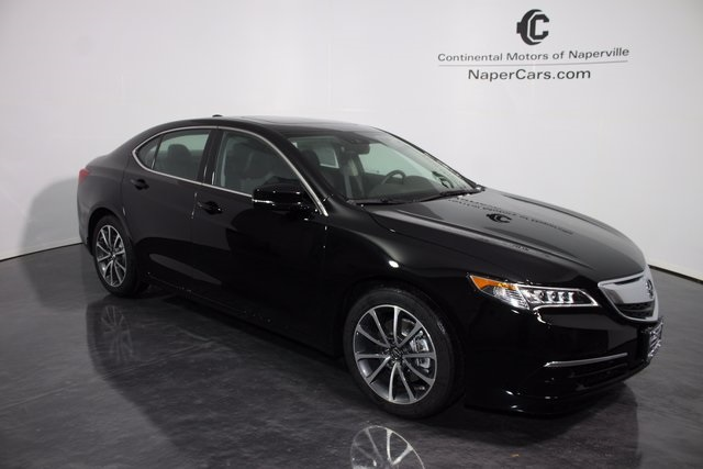 new 2017 acura tlx 3 5 v 6 9 at p aws with technology package 4d sedan in naperville h441. Black Bedroom Furniture Sets. Home Design Ideas