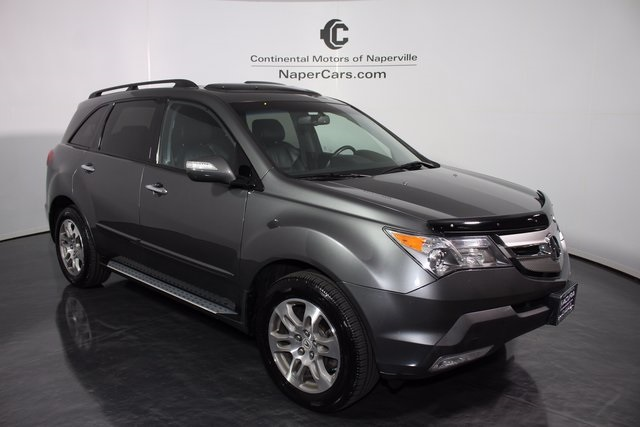 pre owned 2008 acura mdx 4d sport utility in naperville. Black Bedroom Furniture Sets. Home Design Ideas