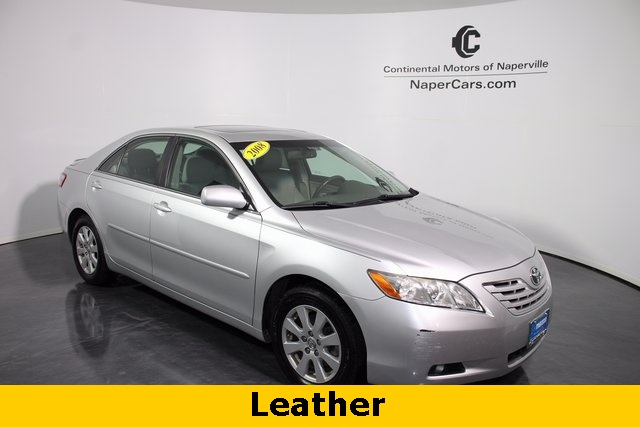 pre owned 2008 toyota camry xle 4d sedan in naperville p1362a continental acura of naperville. Black Bedroom Furniture Sets. Home Design Ideas