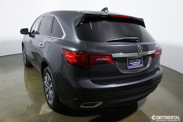 new 2016 acura mdx sh awd with technology package 4d sport utility in naperville g236. Black Bedroom Furniture Sets. Home Design Ideas