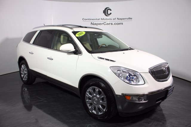 pre owned 2011 buick enclave 1xl 4d sport utility in. Black Bedroom Furniture Sets. Home Design Ideas