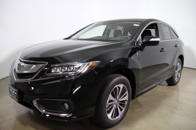 new 2017 acura rdx awd with advance package 4d sport utility in naperville h136 continental. Black Bedroom Furniture Sets. Home Design Ideas